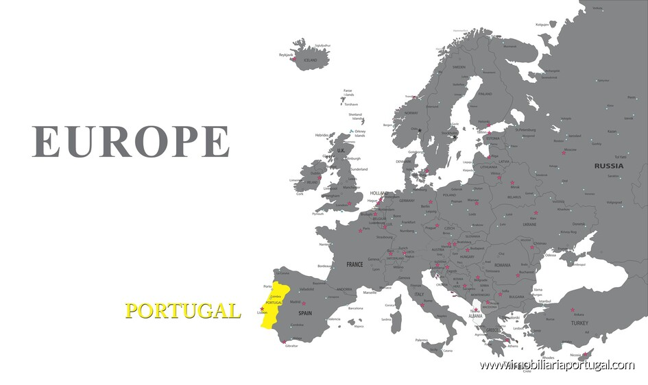 Portugal in Europe
