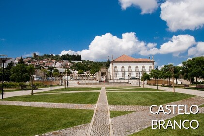 CASTELO BRANCO :. Central Portugal